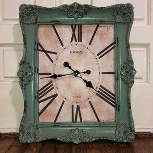 Vintage Paris Clock